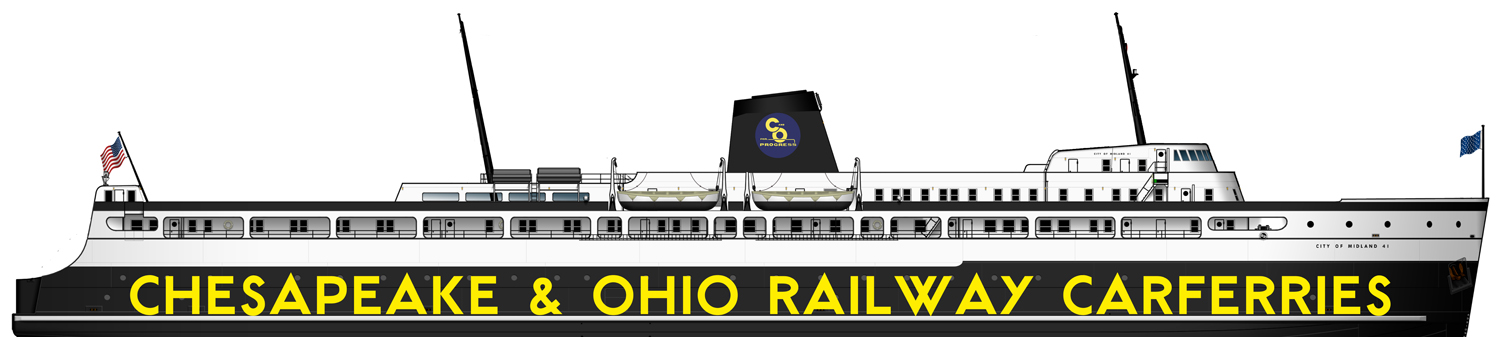 Chesapeake & Ohio Railway Carferries